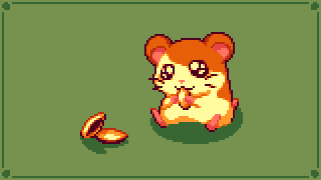 Can Hamsters Eat Sunflower Seeds? Hamtaro does!